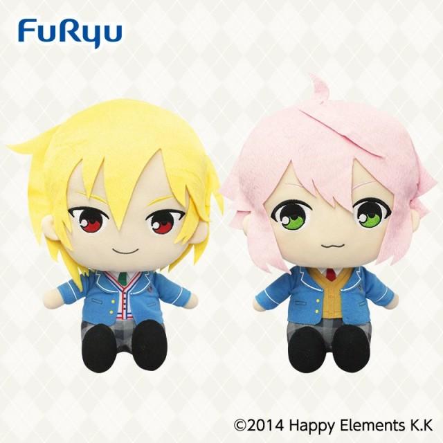 【あんスタ新グッズ】FuRuu(フリュー)から「BIGぬいぐるみ(仁兎なずな&姫宮桃李)」