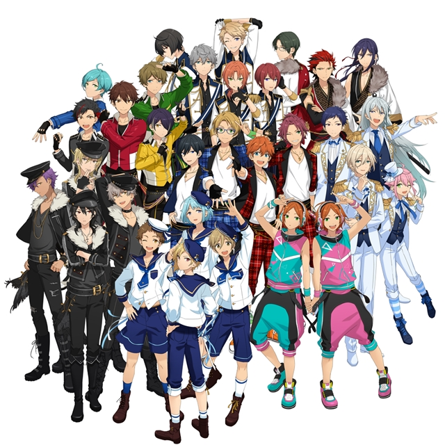 AnimeJapan2016にてテレビアニメ「あんさんぶるスターズ!」ステージイベントに豪華ゲストが出演決定!
