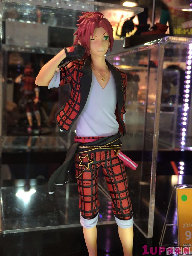 【あんスタ】JAEPO2016に衣更真緒フィギュアが登場!2月26日に池袋で展示も決定!