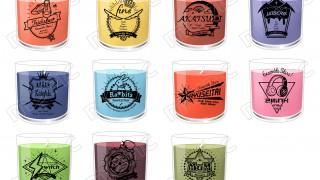 【あんスタ新グッズ】ユニットの色と香りをイメージした「あんさんぶるスターズ!アロマキャンドル」11/16(木)発売予定!