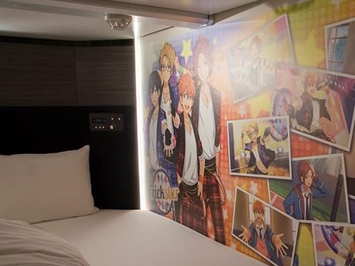 【あんスタ× BAYHOTEL】 秋葉原ベイホテル8月分の公式サイト予約が開始!
