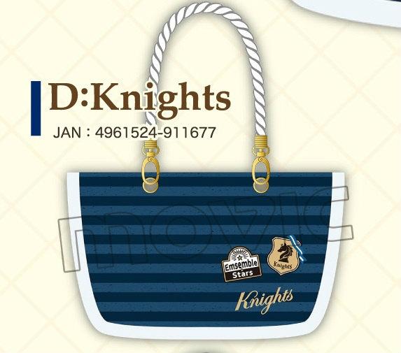あんさんぶるスターズ! マリンクリアトートバッグ/D:Knights