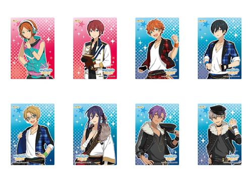 【あんスタ食玩】クリアカードコレクションガム2 BOX購入なら特典付き!