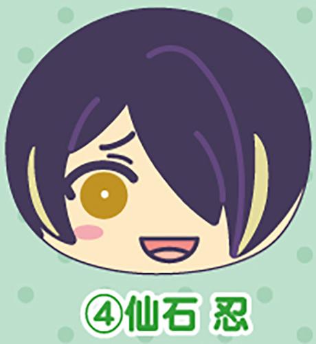あんさんぶるスターズ!ビッグおまんじゅうクッションvol.4/④仙石忍