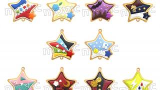 【あんスタ新グッズ】スイーツカラコレ第2弾!つながる星型クッキーにユニットモチーフ♪連結させて楽しもう!