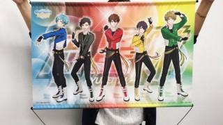 【AGF】まるかくカンバッジ・タペストリー・円形クッションの画像きた!