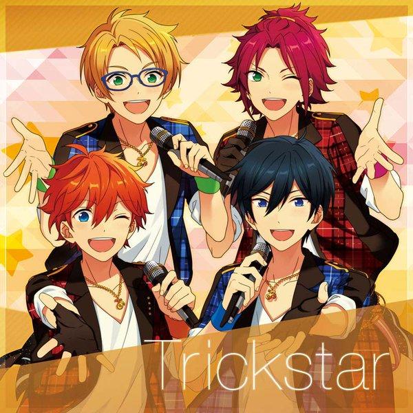 「あんさんぶるスターズ!」ユニットソングCD Vol.8「Trickstar」